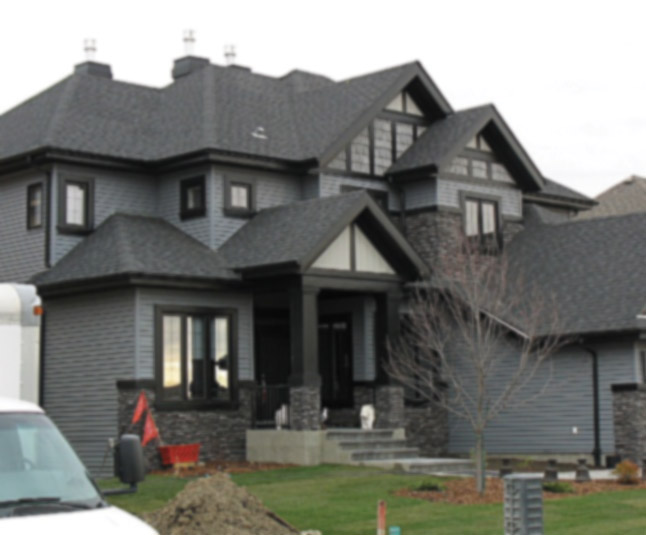 exterior works in the Edmonton area