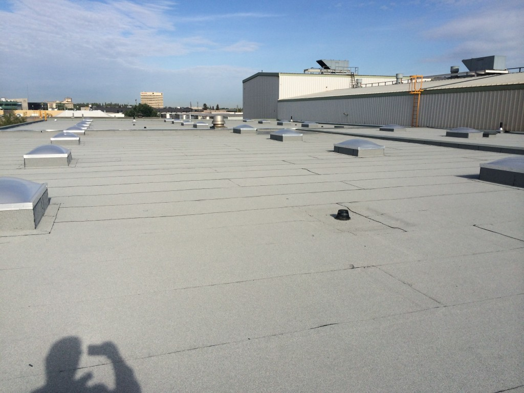 Commercial Flat Roofing Project In Edmonton By Jayson Global