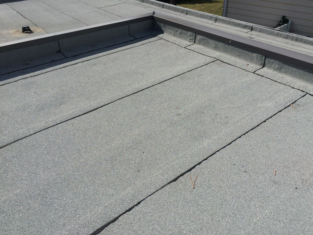 Residential Flat Roof System In Edmonton Free Estimate