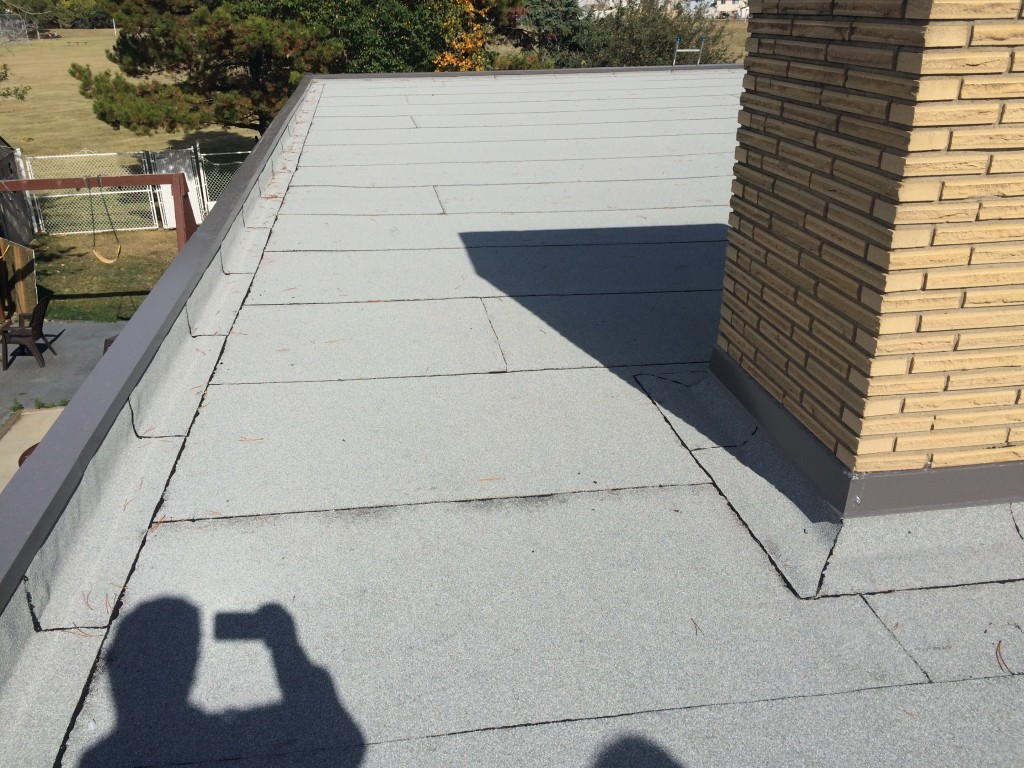 Residential flat roof system by jayson global for Types of residential roofs