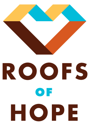 Roofs of Hope logo