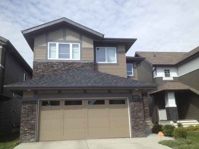 residential masonry project