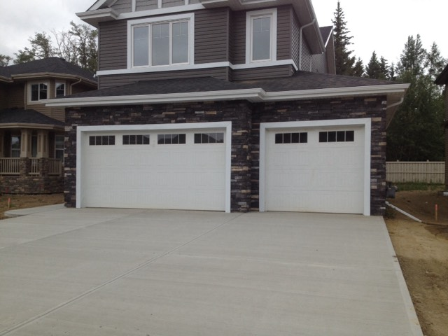 masonry work on a residential property