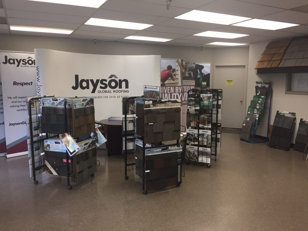 Jayson Global showroom