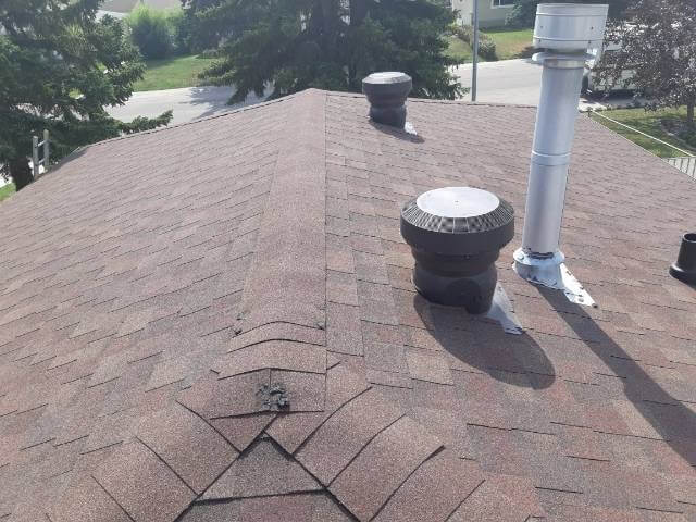 Roof Repairs in Edmonton, 44 Street, Edmonton, AB