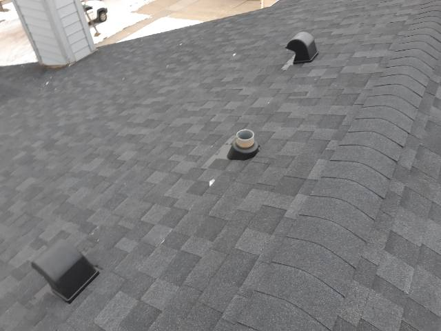 Roofing Contractor St. Albert, IKO Cambridge Dual Black, Patterson Cres, St. Albert