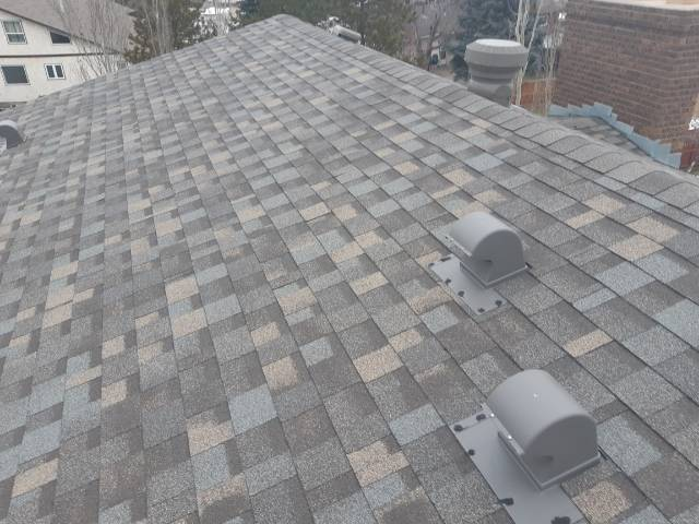 Roofing Edmonton IKO Dynasty Shingles, Grand Meadow Cres, Edmonton