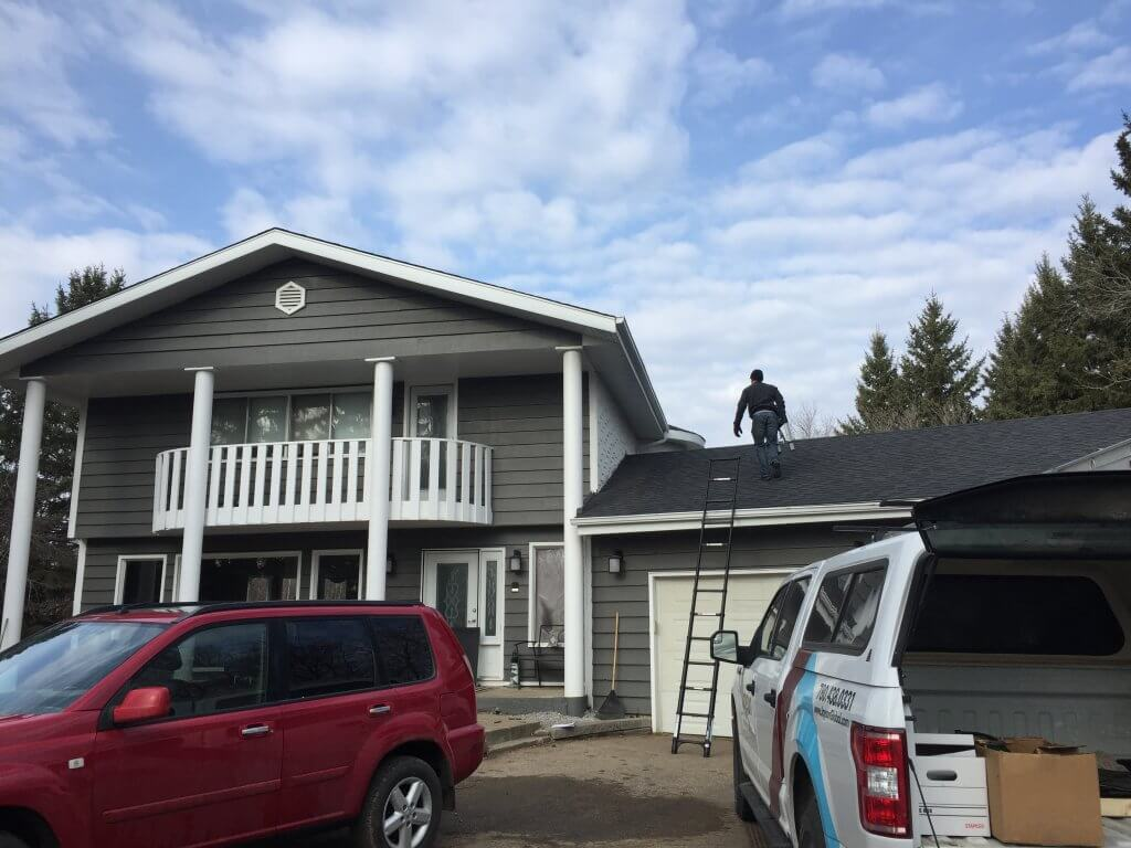 Free roofing estimates hillsdale sherwood park AB