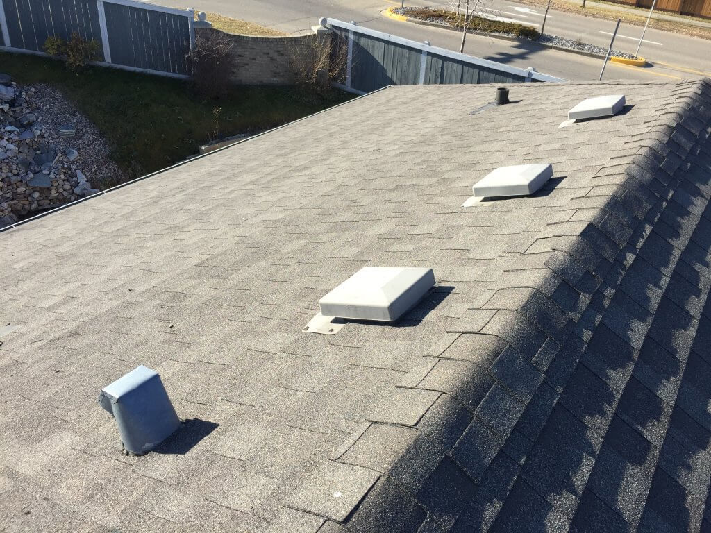 Roofers Hillcrest Court Spruce Grove Alberta