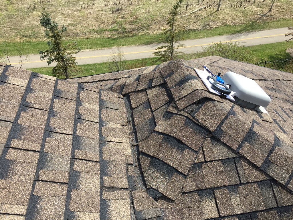 St Albert Roofing Company free estimates