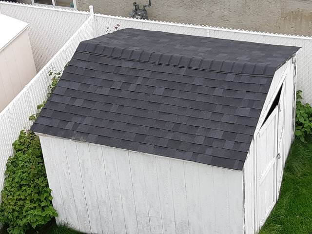 shed roof reroof edmonton ab